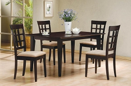 Small Coaster Dining Room Dining Table