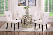 Modern 5 Piece Dining Table