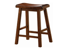 Wooden Bar Stools  or Counter Stool- color option (Set of 2)