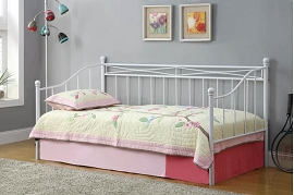 Twin Metal Day Bed
