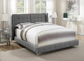 Goleta Queen Upholstered Bed Frame