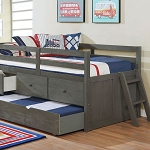 ANISA TWIN LOFT BED