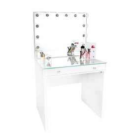SLAYSTATION® MINI TABLE + GLOW PLUS VANITY MIRROR BUNDLE