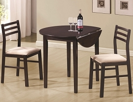 3 Piece Casual Table Set