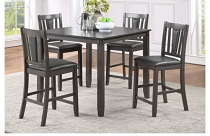5-PC Counter Height Dining Set