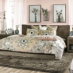 BRIDGEWATER QUEEN BED ONLY ( OPTIONS AVAILABLE) E.K/ C.K OUT OF STOCK