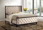 Uphostered Platform Bed