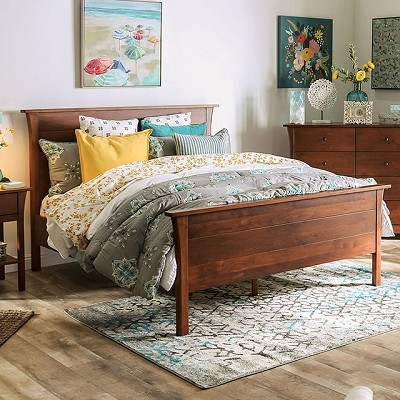 KEIZER QUEEN BED ONLY ( OPTIONS AVAILABLE) E.K/ C.K LOW STOCK